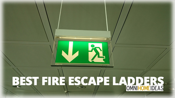 best fire escape ladder for home