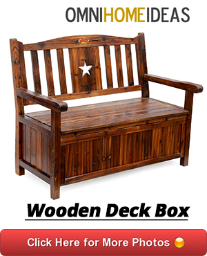 06 WOODEN DECK BOX