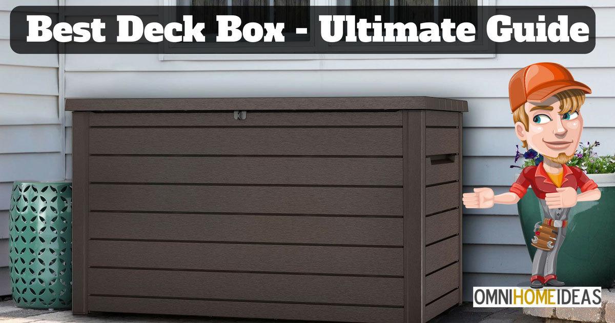 BEST DECK BOX OMNIHOMEIDEAS