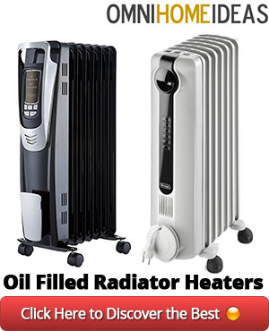 best oil filled radiator heaters banner