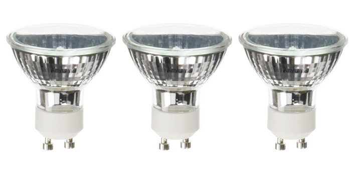 halogen light bulb for range hood