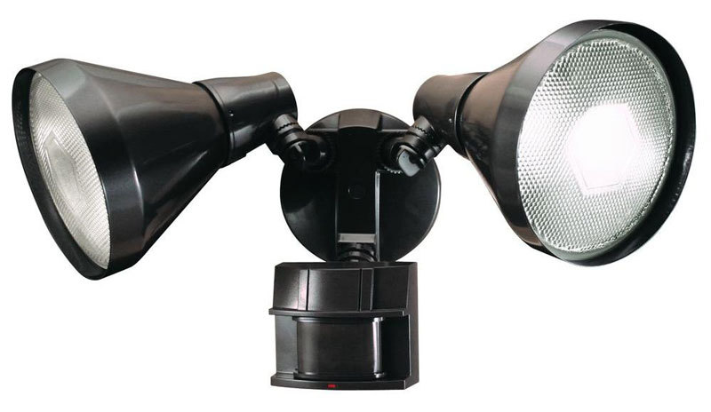 motion sensor floodlights