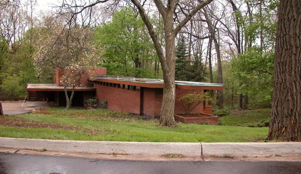 gregor affleck house bloomfield hills 01