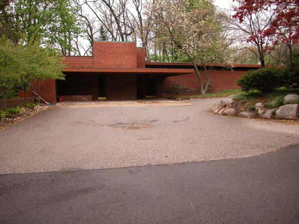 gregor affleck house bloomfield hills 05